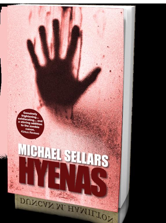 Hyenas, an apocalyptic horror novel set in Liverpool.