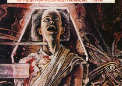 Books of Blood vol VI - Clive Barker - Sphere Books reprint - 1989