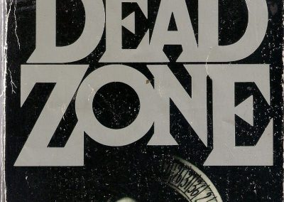 Dead Zone - Stephen King - Signet Books - 1980