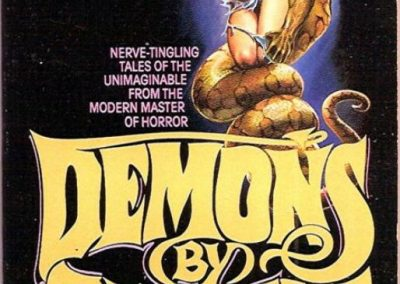 Demons by Daylight Ramsey Campbell 1979 Jove pbk