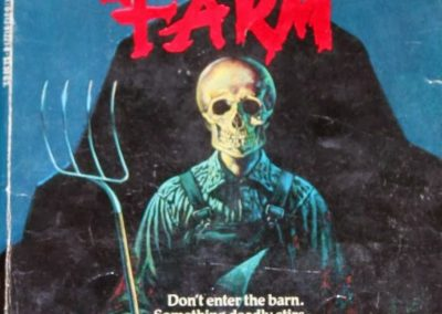 Down on the Farm, (Oct 1988, John Stchur, publ. St. Martin's Press, 0-312-91221-8, $3.50, 216pp, pb