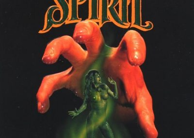 Familiar Spirit - Lisa Tuttle - Tor Horror pbk - Apr 1989
