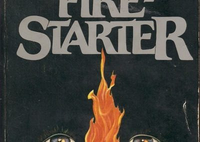 Firestarter - Stephen King - Signet NAL - Aug 1981