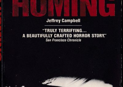Homing - Jeffrey Campbell - Ballantine Books - April 1981