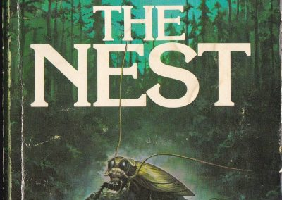 Nest, The - Gregory A. Douglas - Zebra Books - 1980