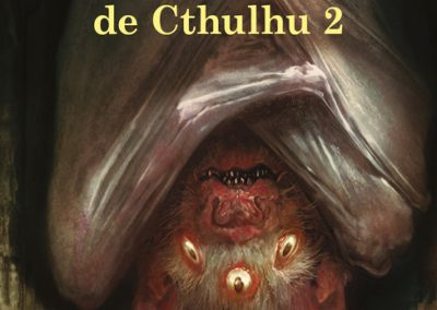 Tales of the Cthulhu Mythos Vol 2 French