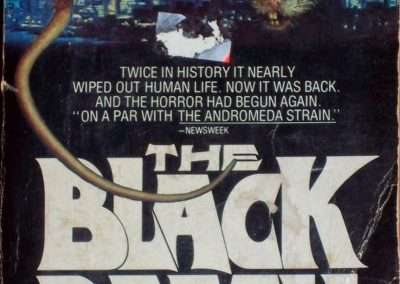 The Black Death, (Mar 1978, Gwyneth Cravens, John S. Marr, publ. Ballantine Books, 0-345-27155-6, $2.50, 354pp, pb) -