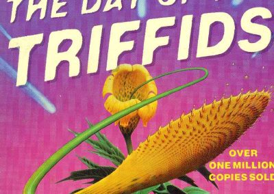 The Day of the Triffids by John Wyndham 2