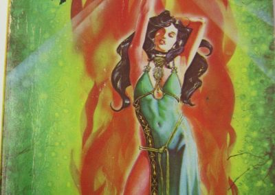 The Sorceress - Tony Destafano - Manor Books - First Edition edition (1977)
