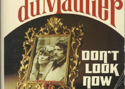 du maurier dont look now avon pbk movie tie in