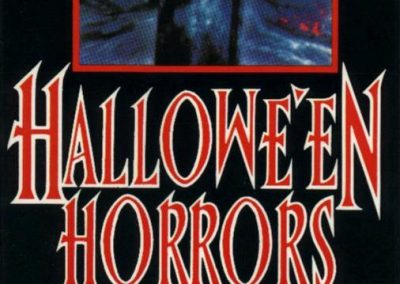 halloween horrors ryan uk hardcover