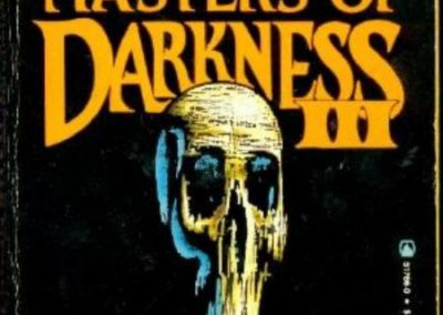 masters of darkness 3 dennis etchison tor books 1988