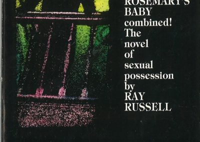ray russell incubus sphere books