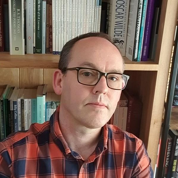 Michael Sellars Horror Writer